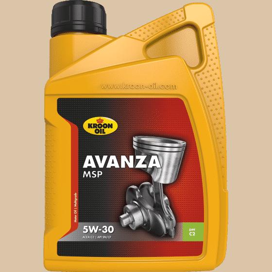 Avanza MSP 5W-30