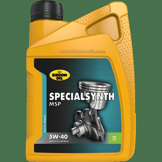 Specialsynth MSP  5W-40