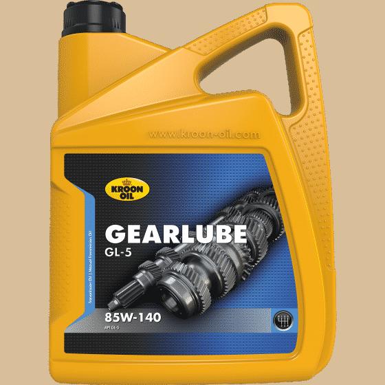 Gearlube GL-5 85W-140